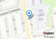 Компания «Макей» на карте