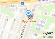 Компания «Bingo» на карте