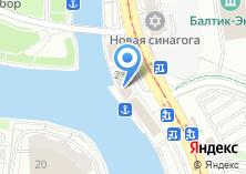 Компания «Кофелонж» на карте
