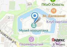 Компания «PeSoK» на карте