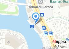 Компания «Русский янтарь» на карте