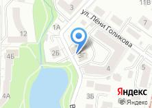 Компания «Технопроспект» на карте