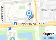 Компания «Бензопила» на карте