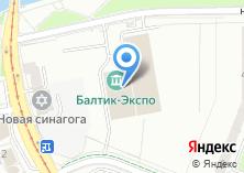 Компания «Балтик-Экспо» на карте