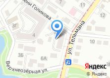 Компания «Керамика и Керамогранит» на карте