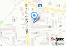 Компания «Строящийся жилой дом по ул. Малая Лесная» на карте