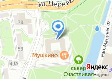 Компания «ИНТЕРКАРД» на карте