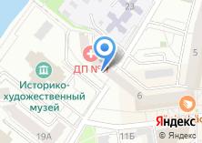 Компания «MedRepair» на карте
