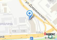 Компания «Магазин одежды и обуви» на карте
