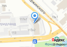 Компания «Россиббалт» на карте
