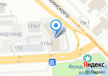 Компания «2BORISOVO» на карте