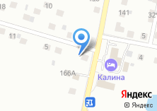 Компания «100» на карте