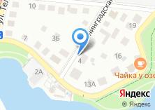 Компания «PHILIP MORRIS» на карте