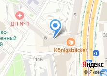 Компания «Мебель & DekoR» на карте