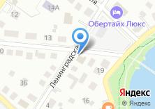 Компания «ГлавРемСтрой» на карте