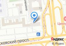 Компания «Везунчик» на карте