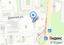 Компания «ДОСААФ спортивно-технический клуб» на карте