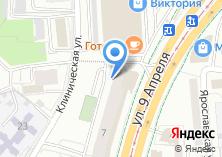 Компания «Агентство переездов» на карте