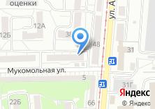 Компания «Киоск по ремонту обуви на Мукомольной» на карте