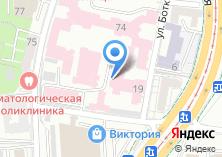Компания «Бюро регистрации несчастных случаев» на карте