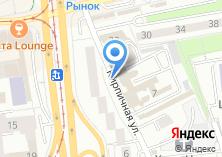 Компания «Росздравнадзор» на карте