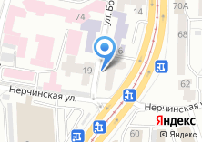 Компания «Строящийся жилой дом с административными помещениями по ул. Боткина» на карте