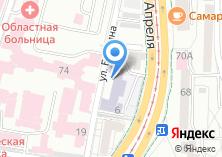 Компания «ЕВРОТРАНСЛАЙН» на карте