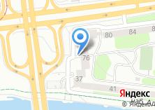 Компания «Райдер плюс» на карте
