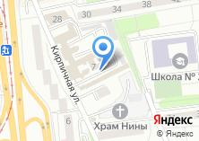 Компания «ПрофТехСервис» на карте