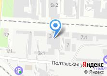 Компания «ВИЛОТЕРМ» на карте