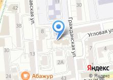 Компания «АртДекор» на карте
