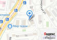 Компания «Следственное управление Следственного комитета РФ по Калининградской области» на карте