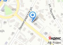 Компания «Пункт почтовой связи №3» на карте