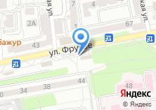 Компания «Завались» на карте