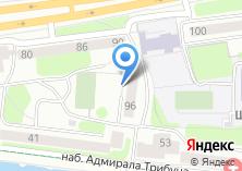 Компания «Управляющая компания Ленинградского района» на карте