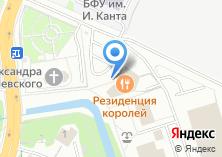 Компания «Строящееся административное здание по ул. Александра Невского» на карте