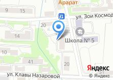 Компания «Магазин для друзей» на карте