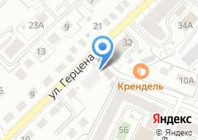 Компания «Закусочная у Петровича» на карте