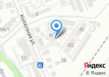 Компания «Строящийся жилой дом по ул. Колхозная» на карте
