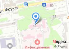 Компания «Инфекционная больница Калининградской области» на карте