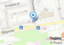 Компания «Калининград-Ленинградская территориальная избирательная комиссия» на карте