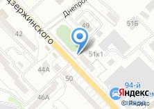 Компания «Федерация Легкой Атлетики Калининградской Области» на карте