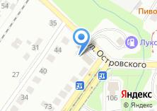 Компания «Рузгард» на карте
