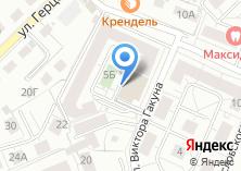 Компания «МПК» на карте