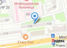 Компания «Велосервис» на карте