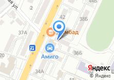Компания «Сенсор-К» на карте