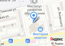 Компания «Мистер Дринкъ» на карте