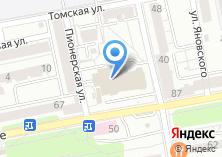 Компания «Sushi-XL» на карте