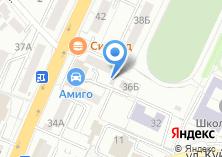 Компания «Щит и Меч» на карте