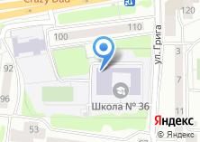 Компания «Чемпионика» на карте